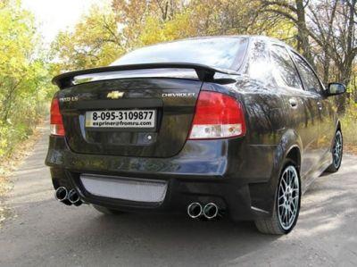Тюнинг Chevrolet Aveo / Шевроле Авео фото chevrolet_aveo_tuning_1.jpg - 534x400