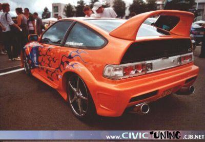 Тюнинг Honda / Хонда фото honda_tuning_018.jpg - 572x395