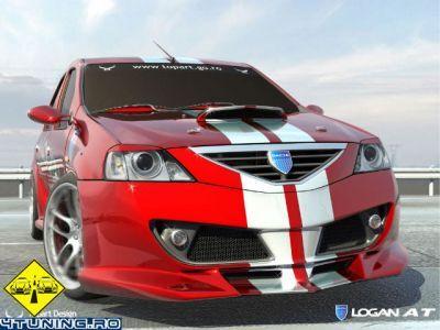 Тюнинг Dacia | Дачиа  фото tuning_dacia_001.jpg - 640x480