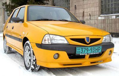 Тюнинг Dacia | Дачиа  фото tuning_dacia_004.jpg - 640x410