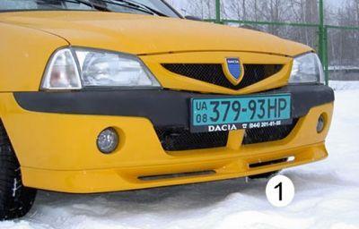 Тюнинг Dacia | Дачиа  фото tuning_dacia_005.jpg - 640x410