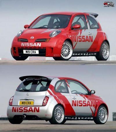 Тюнинг Nissan / Тюнинг Ниссан фото tuning_nissan_081.jpg - 564x640