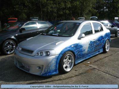 Тюнинг Opel - Опель фото opel_189856.jpg - 640x480