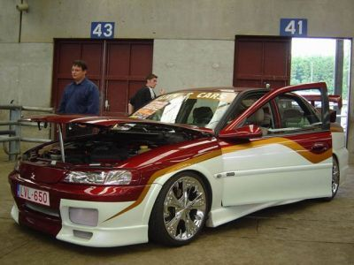 Тюнинг Opel - Опель фото opel_189857.jpg - 640x480