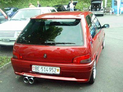 Тюнинг Peugeot - Пежо фото tuning_peugeot_009.jpg - 640x480