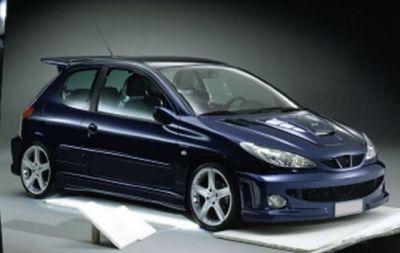 Тюнинг Peugeot - Пежо фото tuning_peugeot_010.jpg - 640x406
