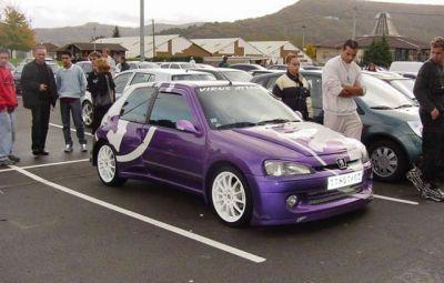 Тюнинг Peugeot - Пежо фото tuning_peugeot_011.jpg - 640x408