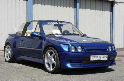 Тюнинг Peugeot - Пежо фото tuning_peugeot_012.jpg - 640x422