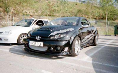 Тюнинг Peugeot - Пежо фото tuning_peugeot_014.jpg - 640x399
