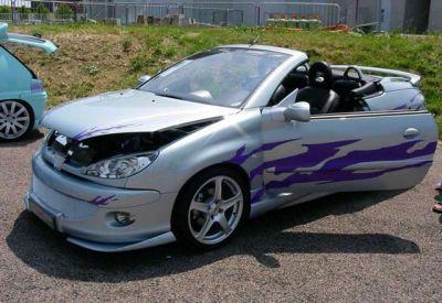 Тюнинг Peugeot - Пежо фото tuning_peugeot_018.jpg - 640x441