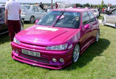 Тюнинг Peugeot - Пежо фото tuning_peugeot_021.jpg - 640x438