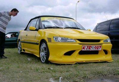 Тюнинг Peugeot - Пежо фото tuning_peugeot_022.jpg - 640x442
