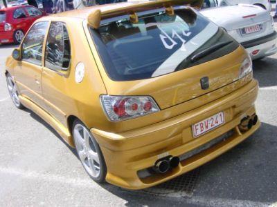 Тюнинг Peugeot - Пежо фото tuning_peugeot_025.jpg - 640x480