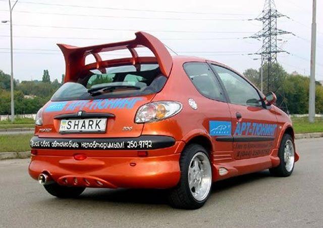 Тюнинг Peugeot - Пежо фото tuning_peugeot_006.jpg