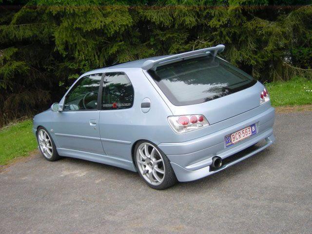 Тюнинг Peugeot - Пежо фото tuning_peugeot_007.jpg