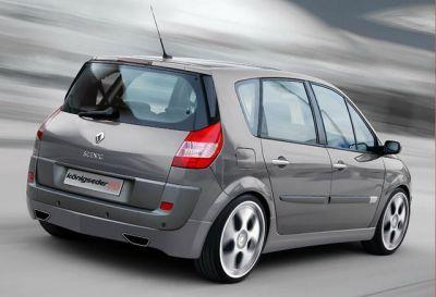 Тюнинг Renault | Рено фото tuning_renault_004.jpg - 640x437
