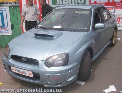 Тюнинг Subaru - Субару - фото tuning_subaru_001.jpg - 640x489