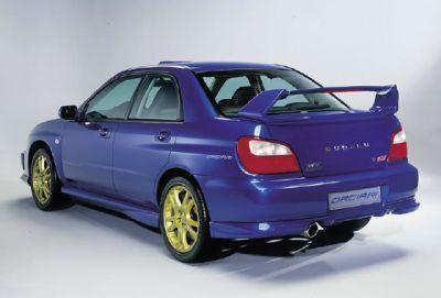 Тюнинг Subaru - Субару - фото tuning_subaru_005.jpg - 640x434