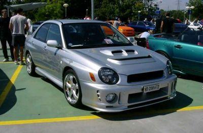 Тюнинг Subaru - Субару - фото tuning_subaru_008.jpg - 640x422