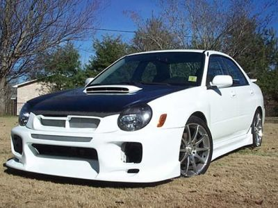 Тюнинг Subaru - Субару - фото tuning_subaru_009.jpg - 640x480