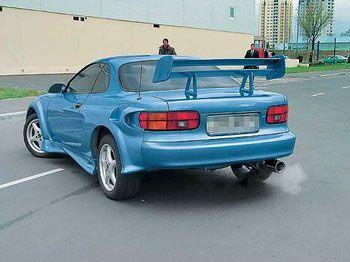 Тюнинг Toyota - Тойота - фото tuning_toyota_17.jpg - 350x262