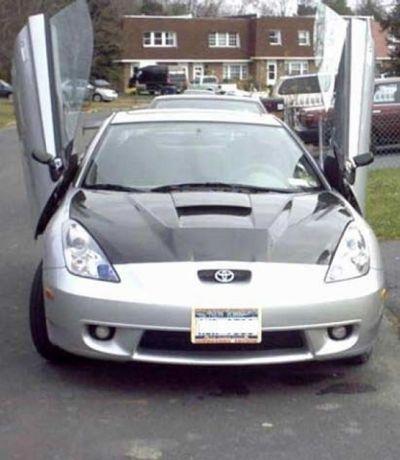 Тюнинг Toyota - Тойота - фото tuning_toyota_34.jpg - 556x640