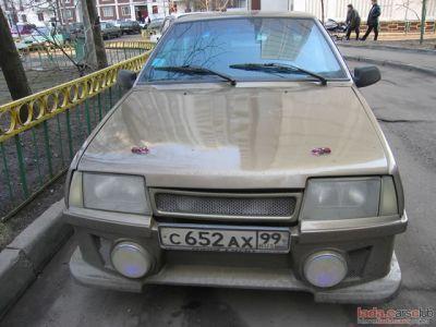 Тюнинг ВАЗ фото tuning_VAZ_020.jpg - 640x480