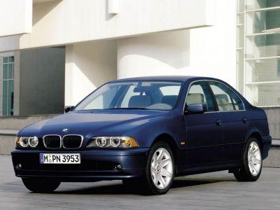 Обои для рабочего стола с BMW - БМВ bmw_5series_011.jpg - 1024x768