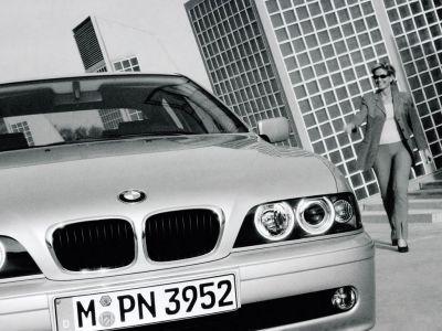 Обои для рабочего стола с BMW - БМВ bmw_5series_019.jpg - 1024x768
