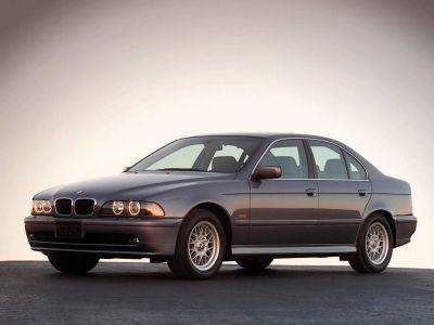Обои для рабочего стола с BMW - БМВ bmw_5series_024.jpg - 1024x768