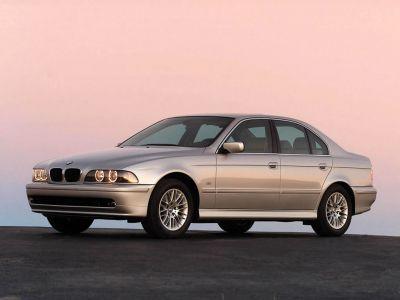 Обои для рабочего стола с BMW - БМВ bmw_5series_026.jpg - 1024x768