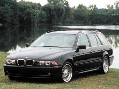 Обои для рабочего стола с BMW - БМВ bmw_5series_030.jpg - 1024x768