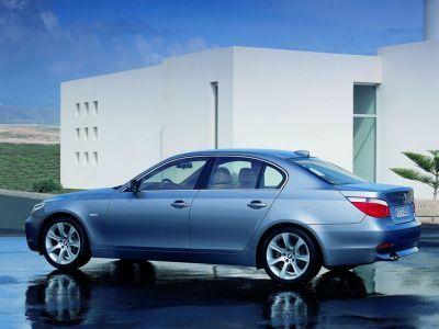 Обои для рабочего стола с BMW - БМВ bmw_5series_2004_001.jpg - 1024x768