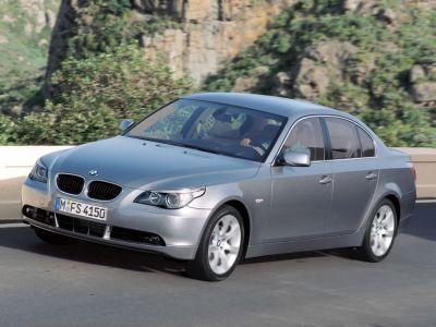 Обои для рабочего стола с BMW - БМВ bmw_5series_2004_005.jpg - 1024x768