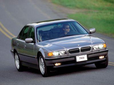Обои для рабочего стола с BMW - БМВ bmw_7series_008.jpg - 1024x768