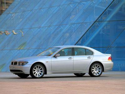 Обои для рабочего стола с BMW - БМВ bmw_7series_012.jpg - 1024x768