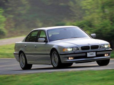 Обои для рабочего стола с BMW - БМВ bmw_7series_016.jpg - 1024x768