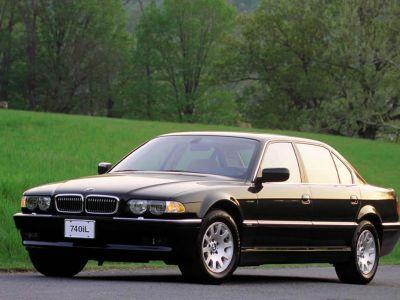 Обои для рабочего стола с BMW - БМВ bmw_7series_020.jpg - 1024x768
