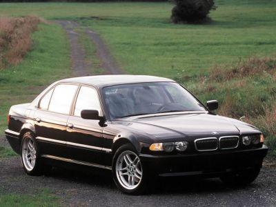 Обои для рабочего стола с BMW - БМВ bmw_7series_023.jpg - 1024x768
