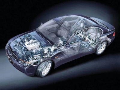 Обои для рабочего стола с BMW - БМВ bmw_7series_039.jpg - 1024x768