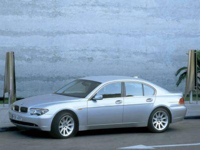 Обои для рабочего стола с BMW - БМВ bmw_7series_043.jpg - 1024x768