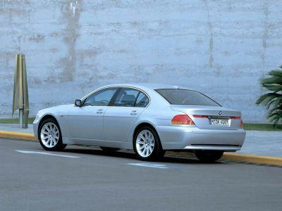 Обои для рабочего стола с BMW - БМВ bmw_7series_044.jpg - 1024x768
