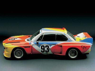 Обои для рабочего стола с BMW - БМВ bmw_artcars_010.jpg - 1024x768