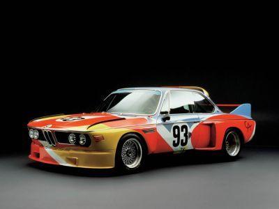 Обои для рабочего стола с BMW - БМВ bmw_artcars_011.jpg - 1024x768