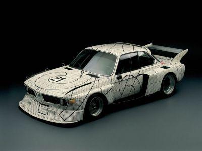 Обои для рабочего стола с BMW - БМВ bmw_artcars_012.jpg - 1024x768