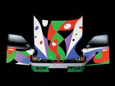Обои для рабочего стола с BMW - БМВ bmw_artcars_019.jpg - 1024x768