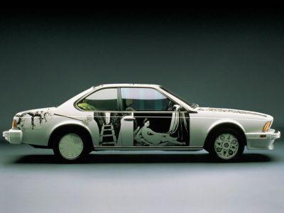 Обои для рабочего стола с BMW - БМВ bmw_artcars_025.jpg - 1024x768