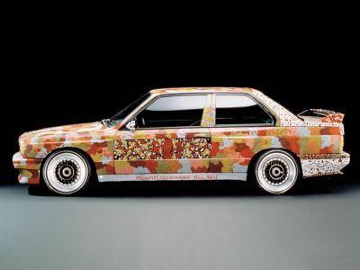 Обои для рабочего стола с BMW - БМВ bmw_artcars_030.jpg - 1024x768