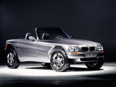 Обои для рабочего стола с BMW - БМВ bmw_z18_001.jpg - 1024x768