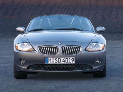 Обои для рабочего стола с BMW - БМВ bmw_z4_009.jpg - 1024x768